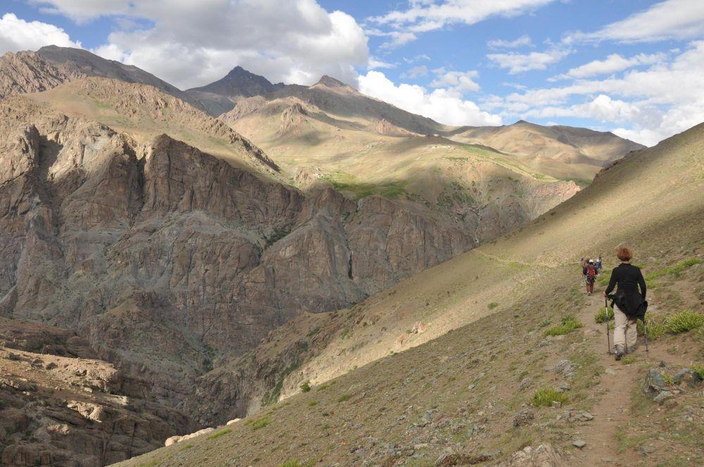 Trekking himalaya Ladakh