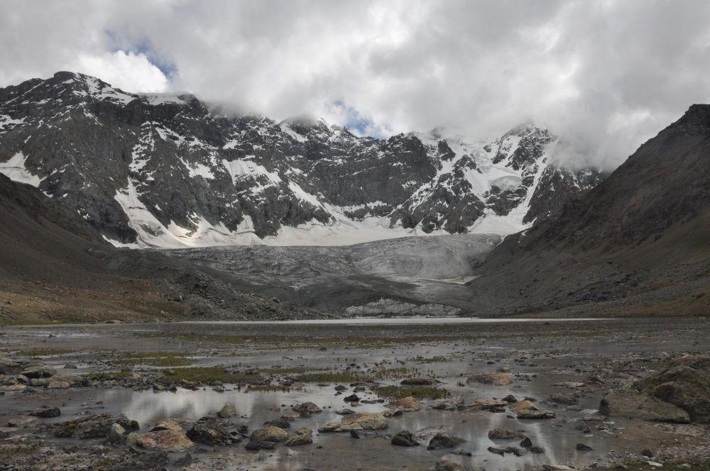 Paysages montagnes Ladakh petit Tibet