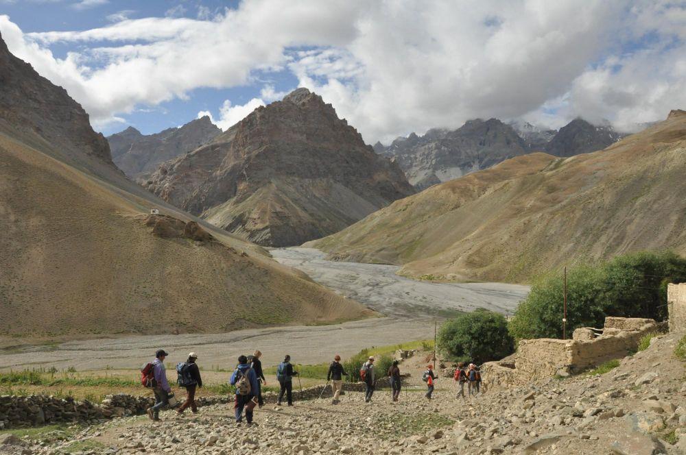 Marche montagnes Ladakh