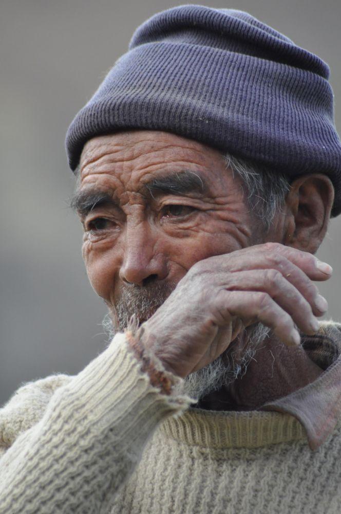homme ladakhi échanges