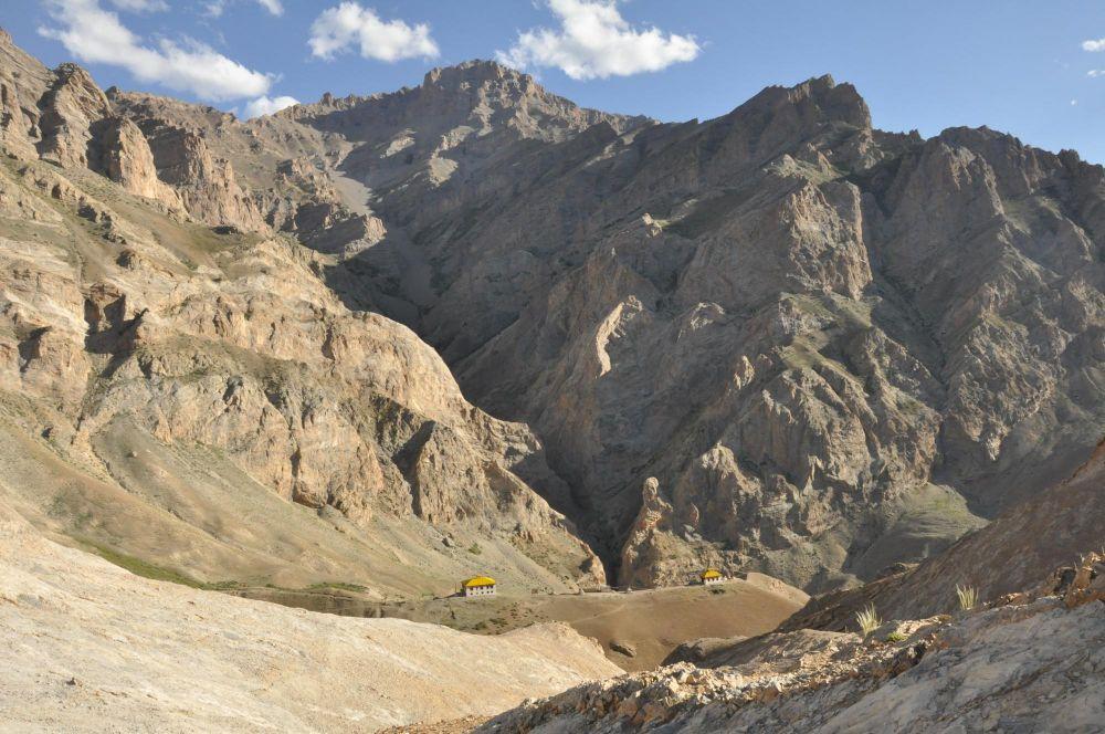 Trekking chaîne himalayenne Ladakh