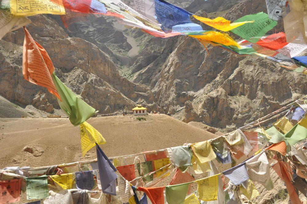 Trekking Monastère ladakhi