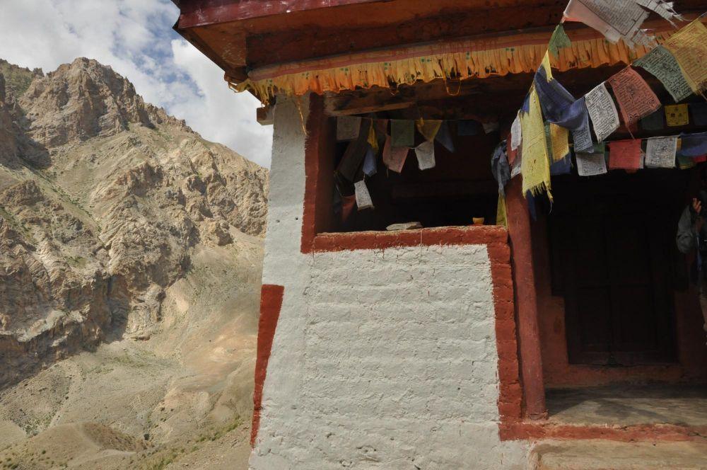 Temple bouddhiste Ladakh