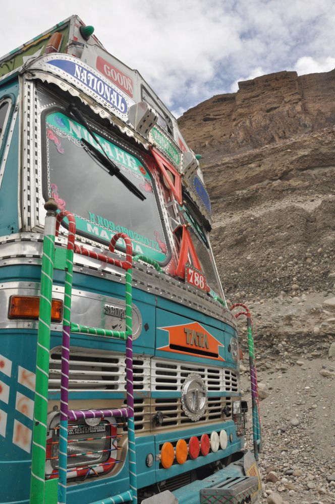 Transport bus voyage Ladakh