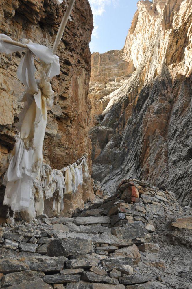 Trekking montagnes Himalaya  Nord de l'Inde