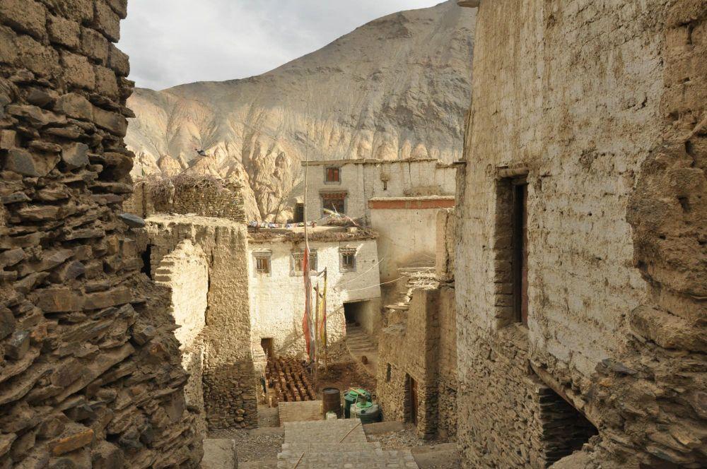 Monastère de Lamayuru trekking Ladakh