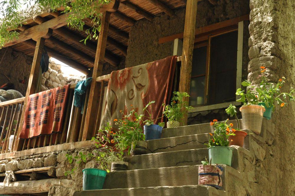 Une maison dans la ville de Leh