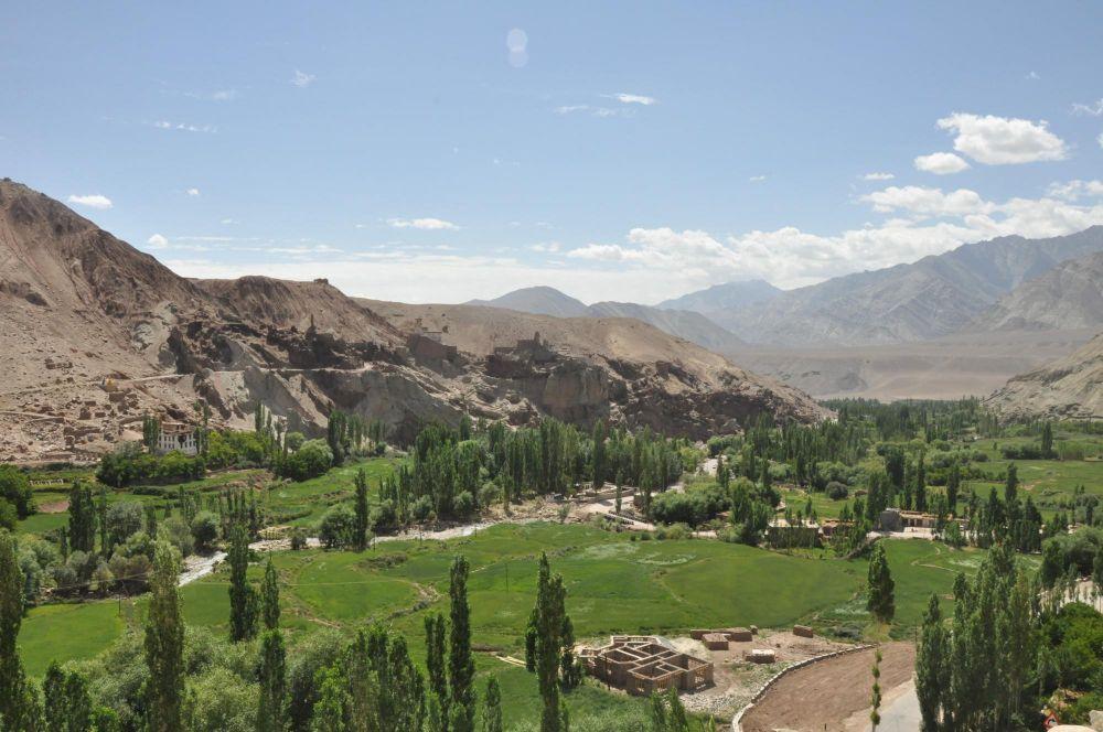 Trekking région Ladakh Tibet