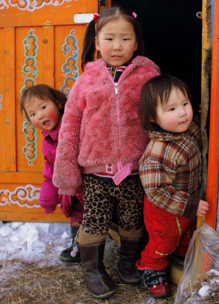 rencontres dans la steppe mongole
