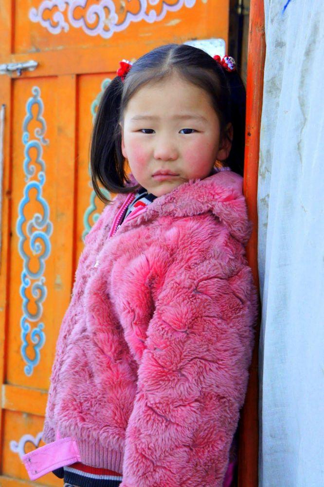 jeune mongole