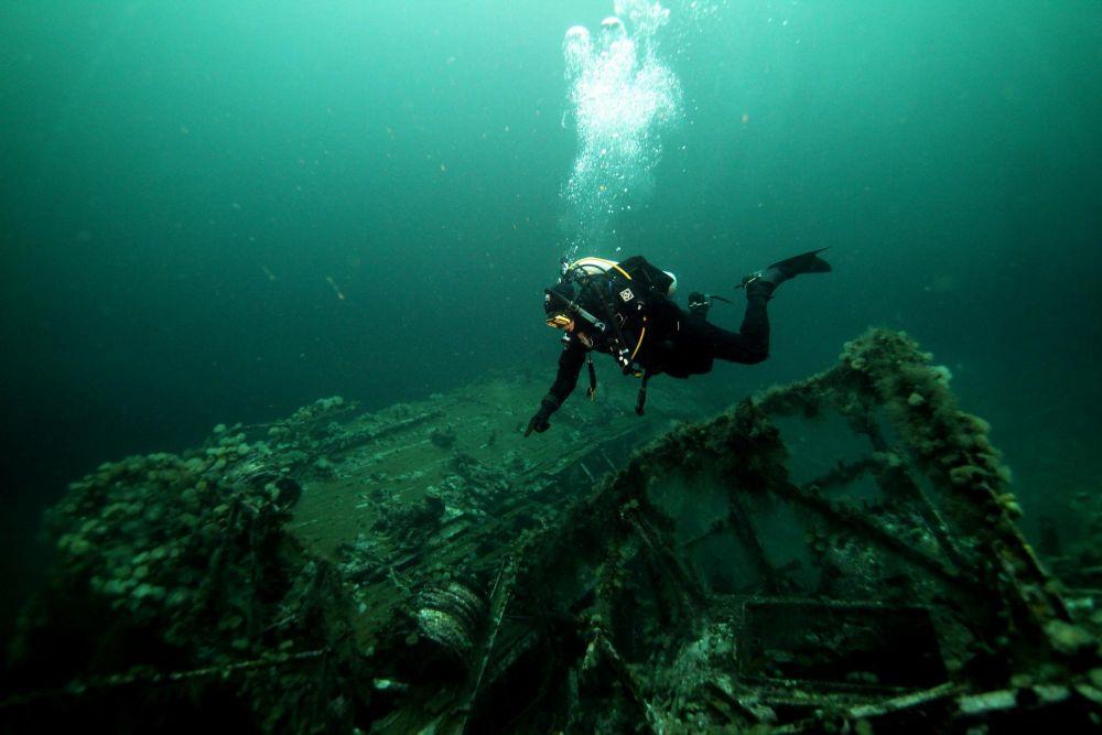 Voyage plongée Terres oubliées à Terre-Neuve