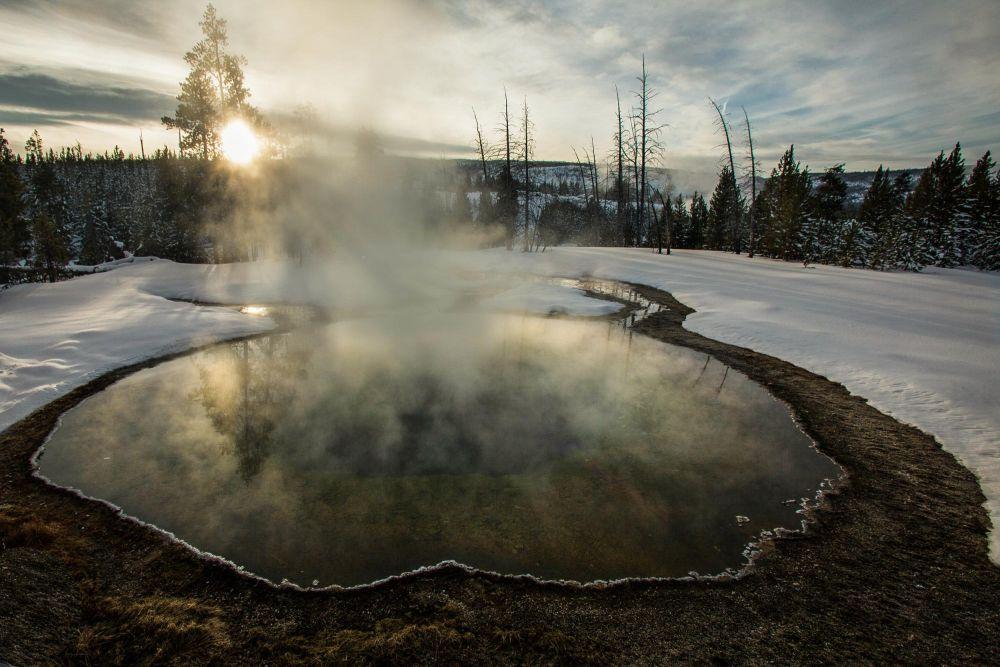 Photo voyage Yellowstone 8