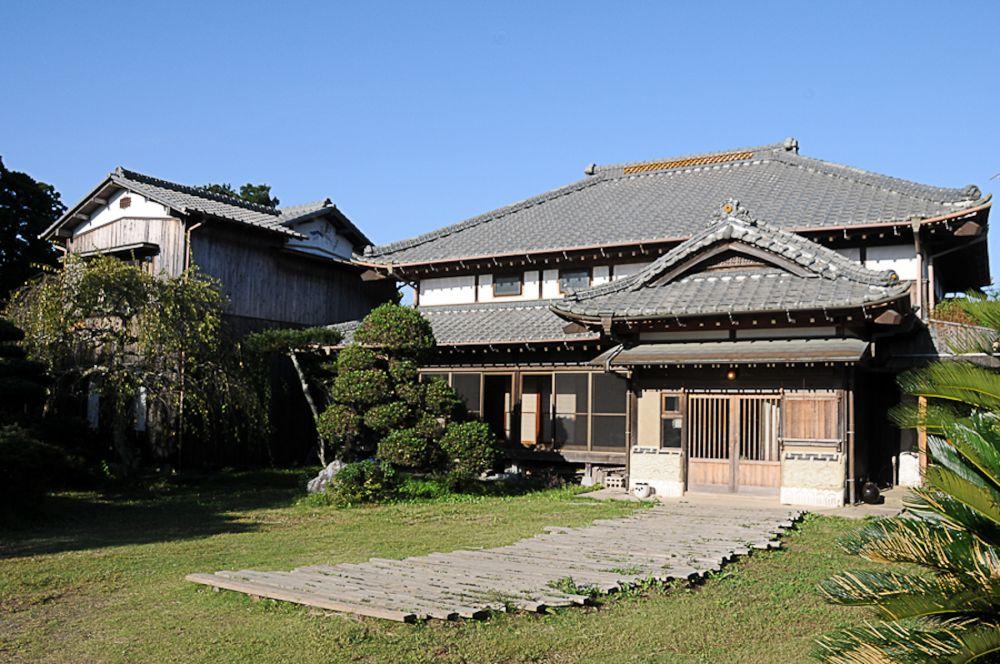 Logement à la ferme Japon