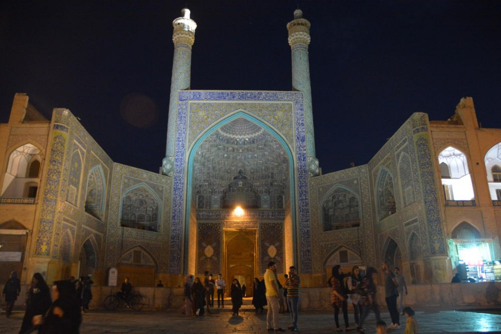 Place Naghsh-E Jahan à Ispahan