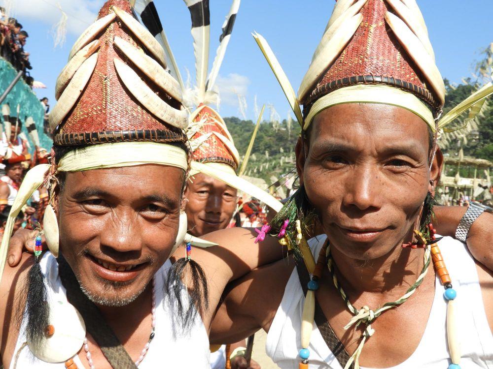 festival Hornbill, Nagaland