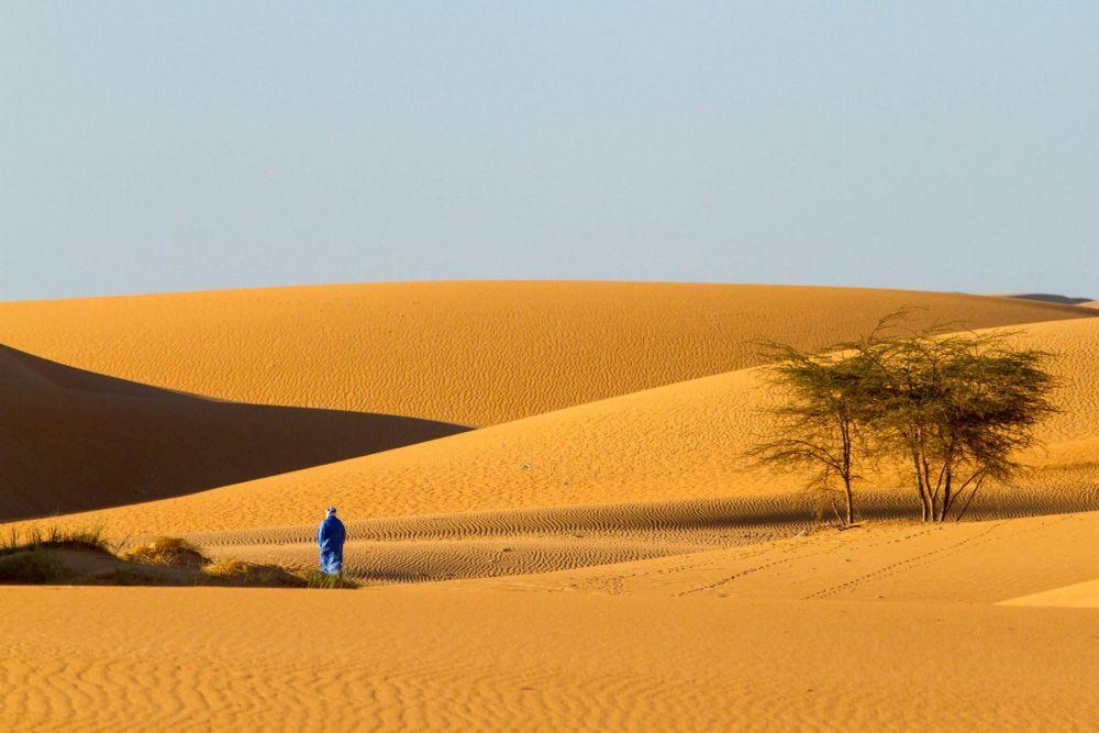 Mauritanie Chinguetti à Tergit