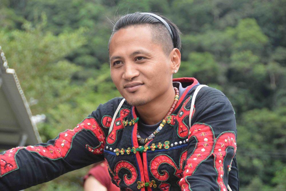 jeune taiwanais issu des ethnies autochtones