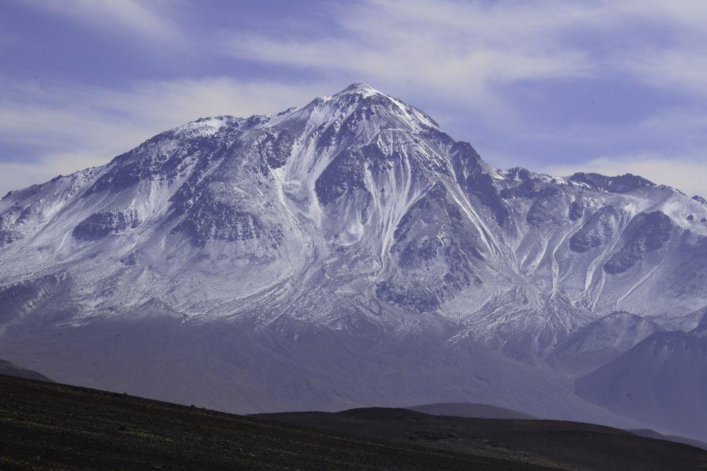 Volcan Socompa (6050m), Argentine