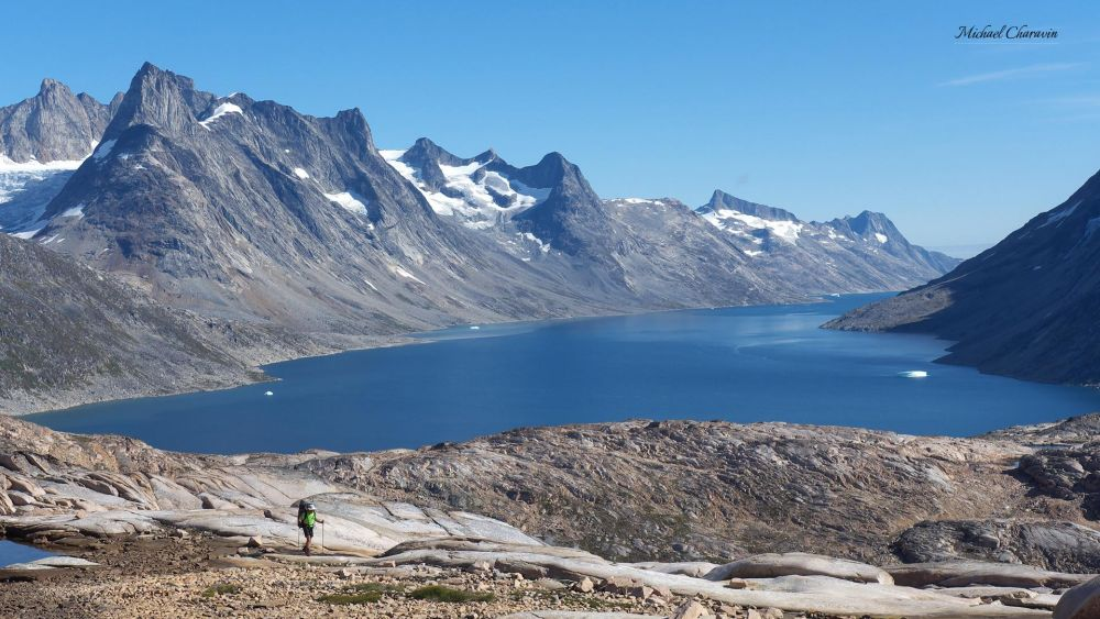 Trek dans les Alpes du Groenland