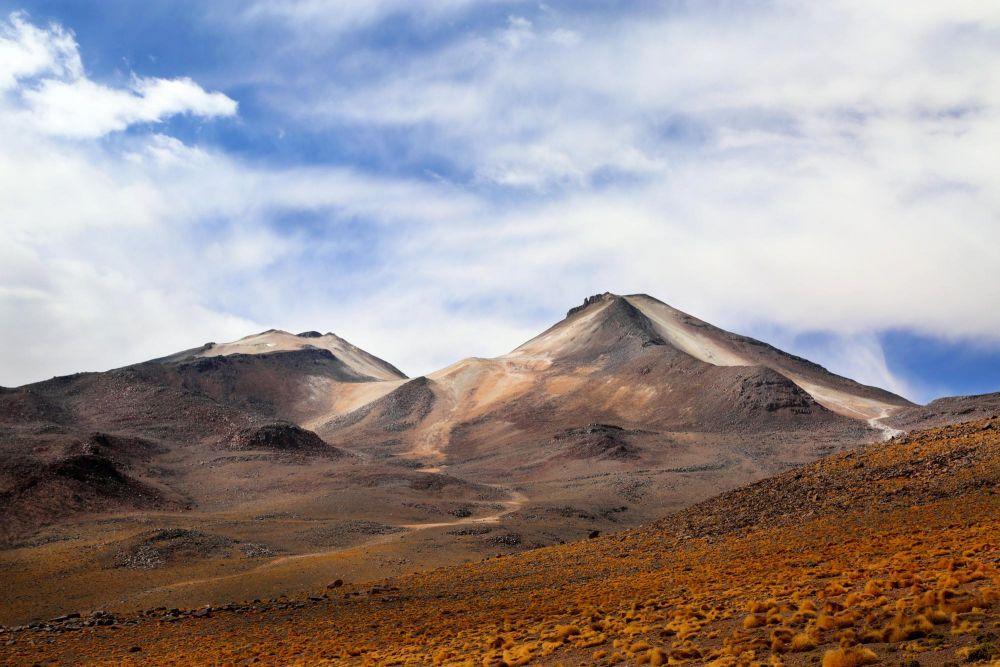 Paysage de l'Altiplano bolivien