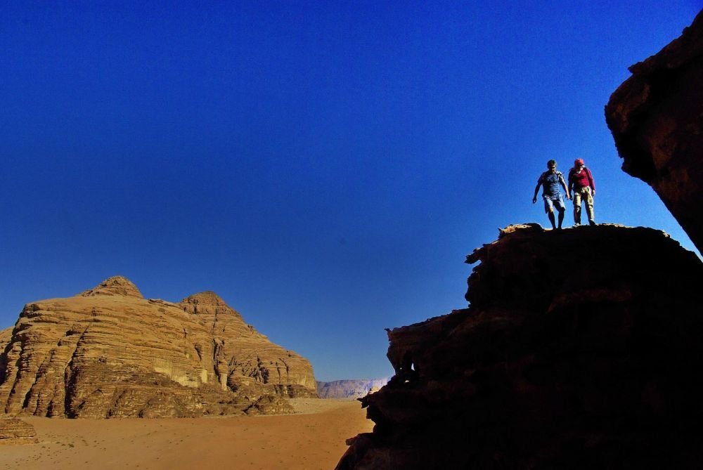 Randonnée Wadi Rum