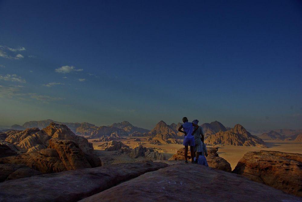 Trek Wadi Rum Pétra
