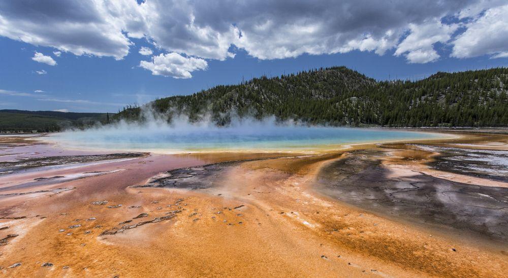 Photo voyage Yellowstone 1