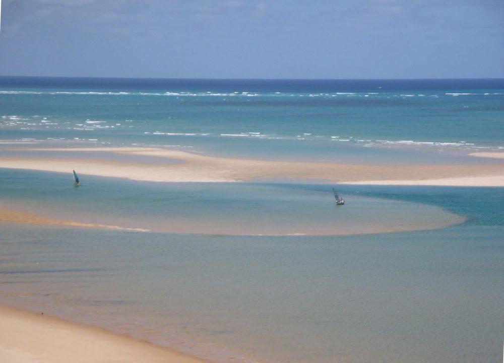plages Mozambique