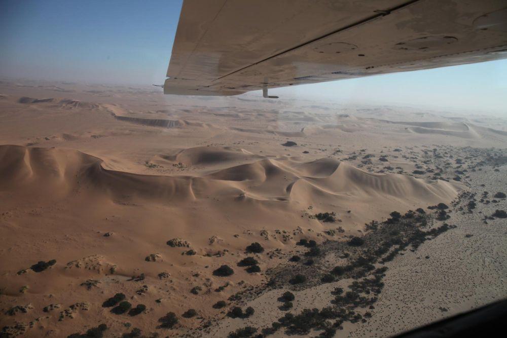 Survol Namib