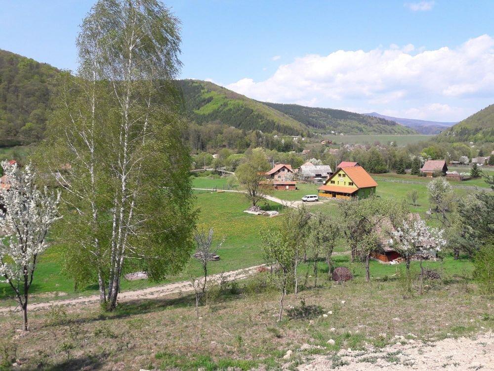 Notre lodge en Transylvanie