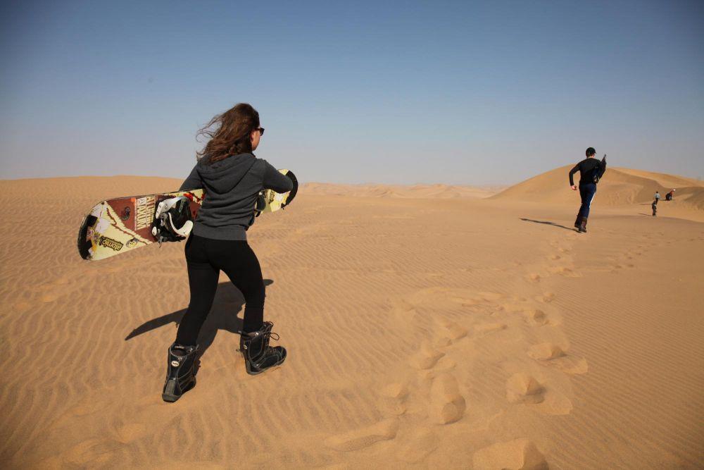 surf des sables option à partir de Swakopmund