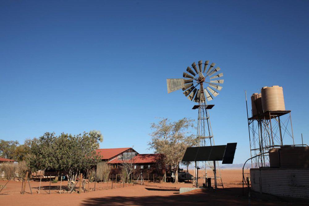 Far West Namibien