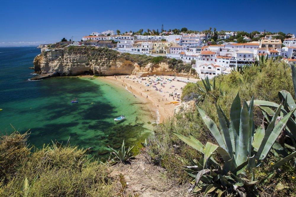 Côte sud Algarve Portugal