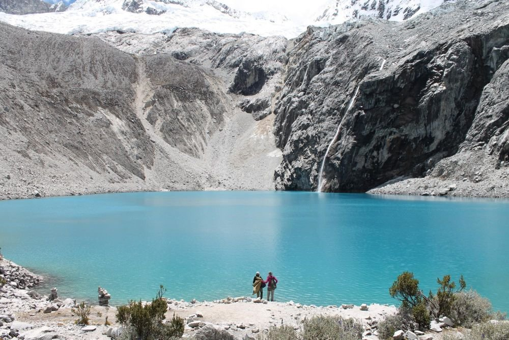 Laguna 69, Cordillère Blanche, Pérou