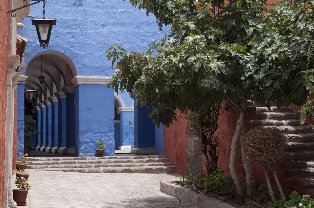 Couvent Sainte Catherine, Arequipa, Pérou