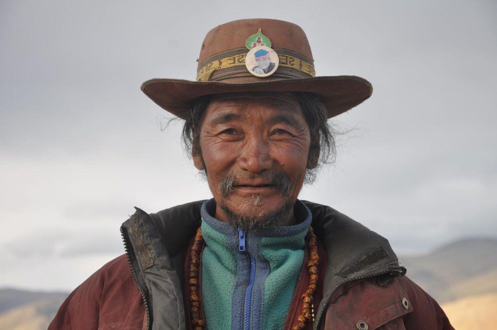 berger Changpa sur les plateaux