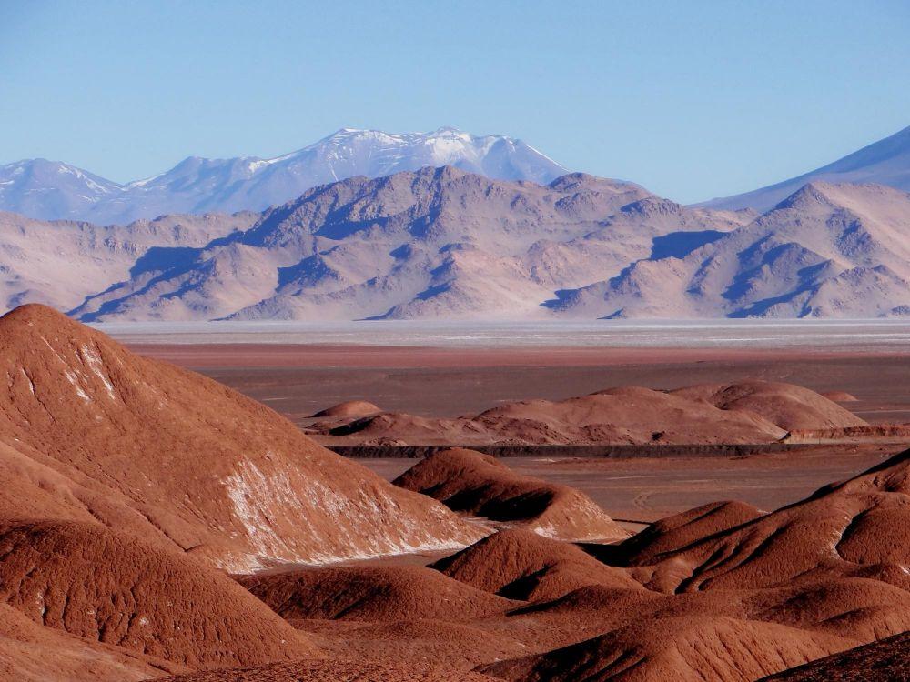 Desierto del Diablo, Tolar Grande, Argentine