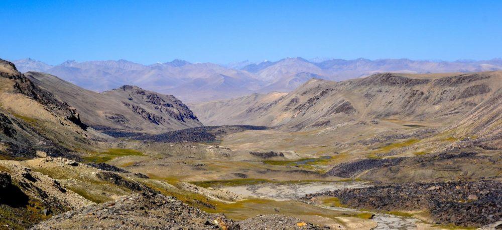 panorama Pamir