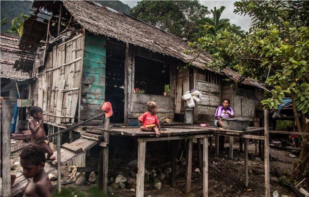 village papou