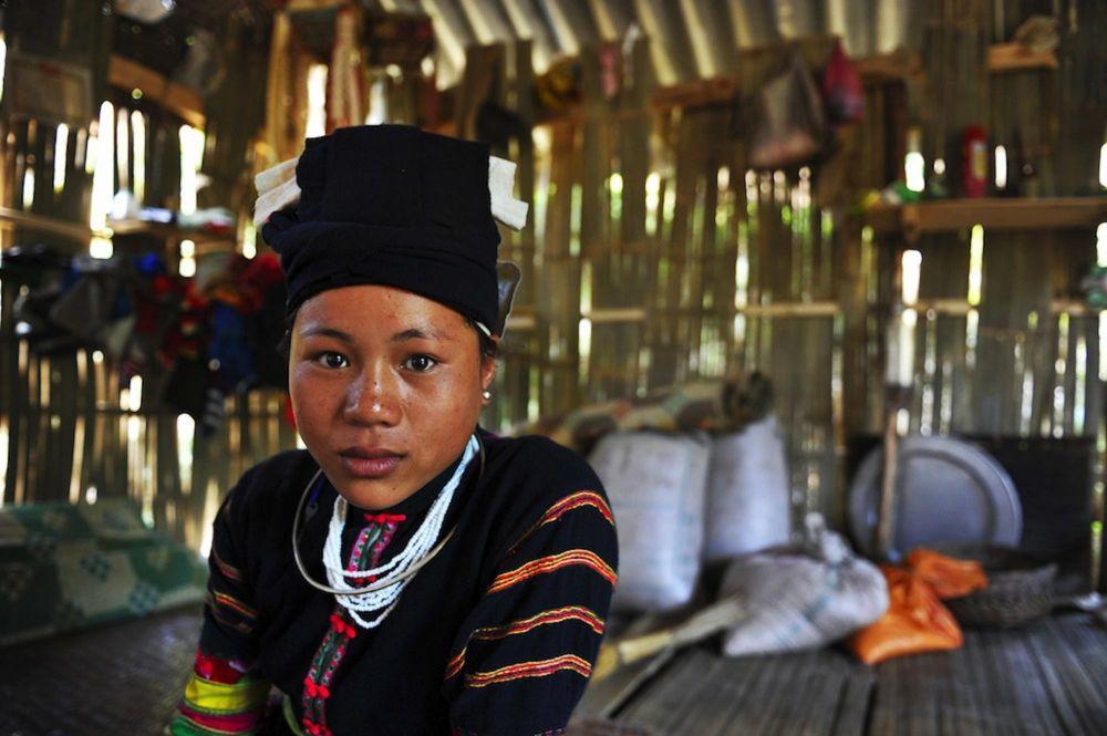 portrait ethnie du nord vietnam