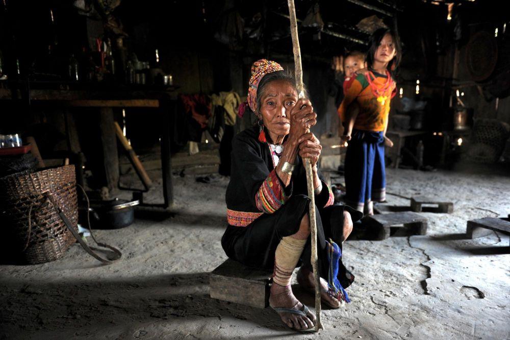 rencontre avec les habitants du nord du Laos