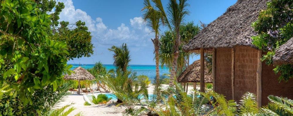 Hôtel Zanibar plages et cocotiers