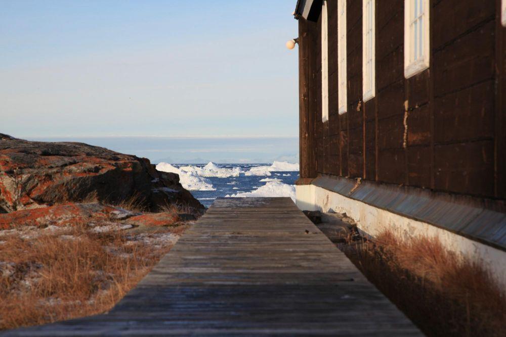 Ilulissat et la baie de Disko au Groenland