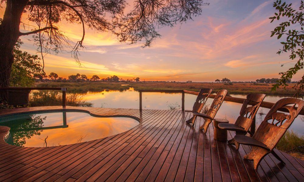 Lodge botswana