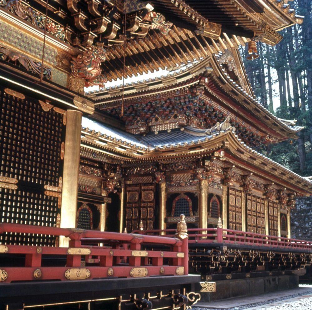 temple au japon