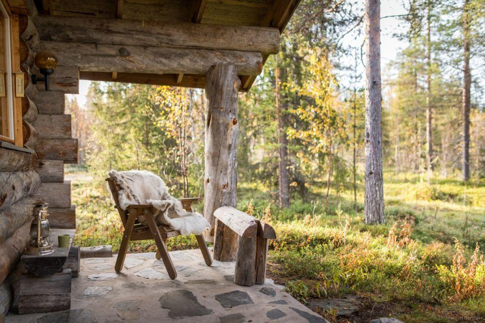 Notre chalet en Laponie finlandaise