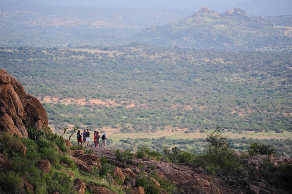 Trekking au Kenya