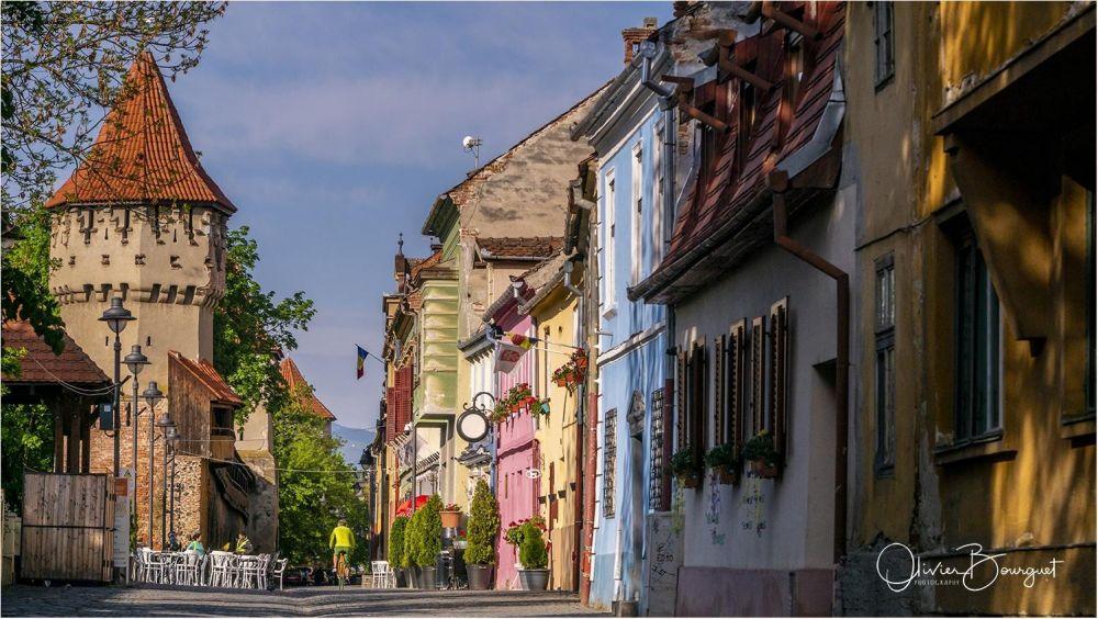Roumanie Transylvanie Bucovine