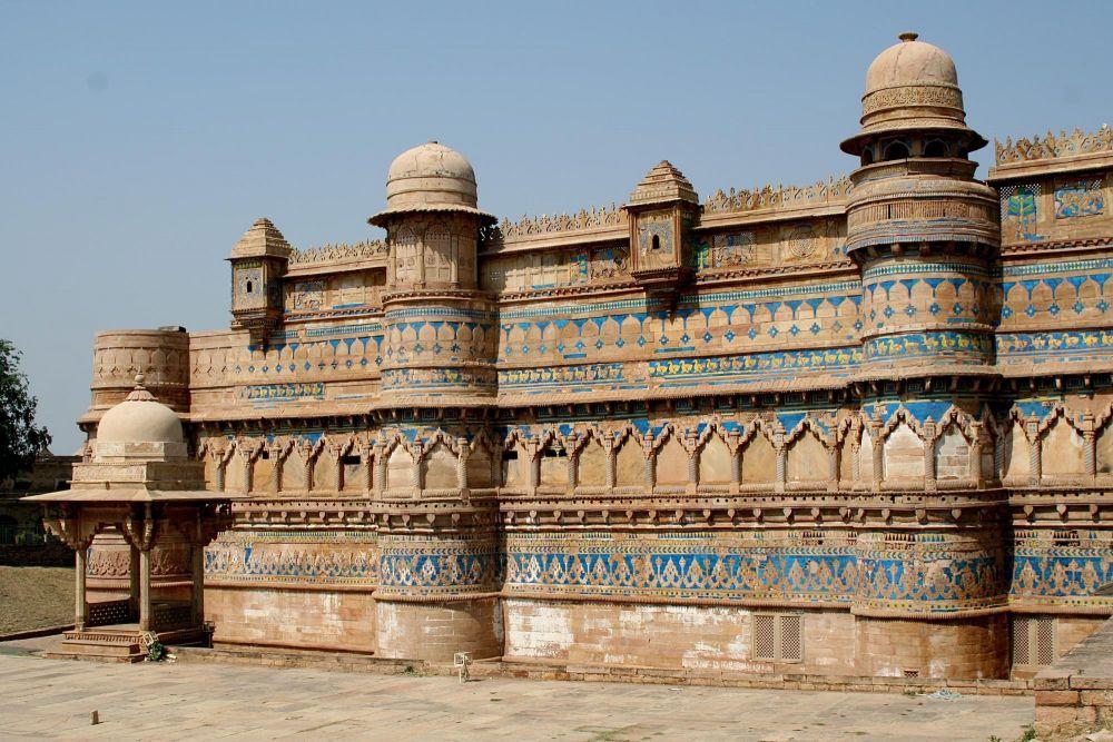 Fort de Gwalior, Madhya Pradesh