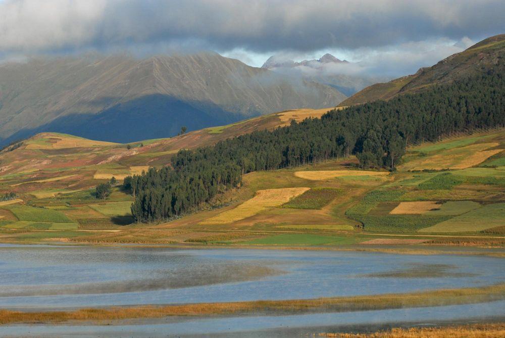 Vallée Sacrée des Incas Urubamba Cuzco Pérou